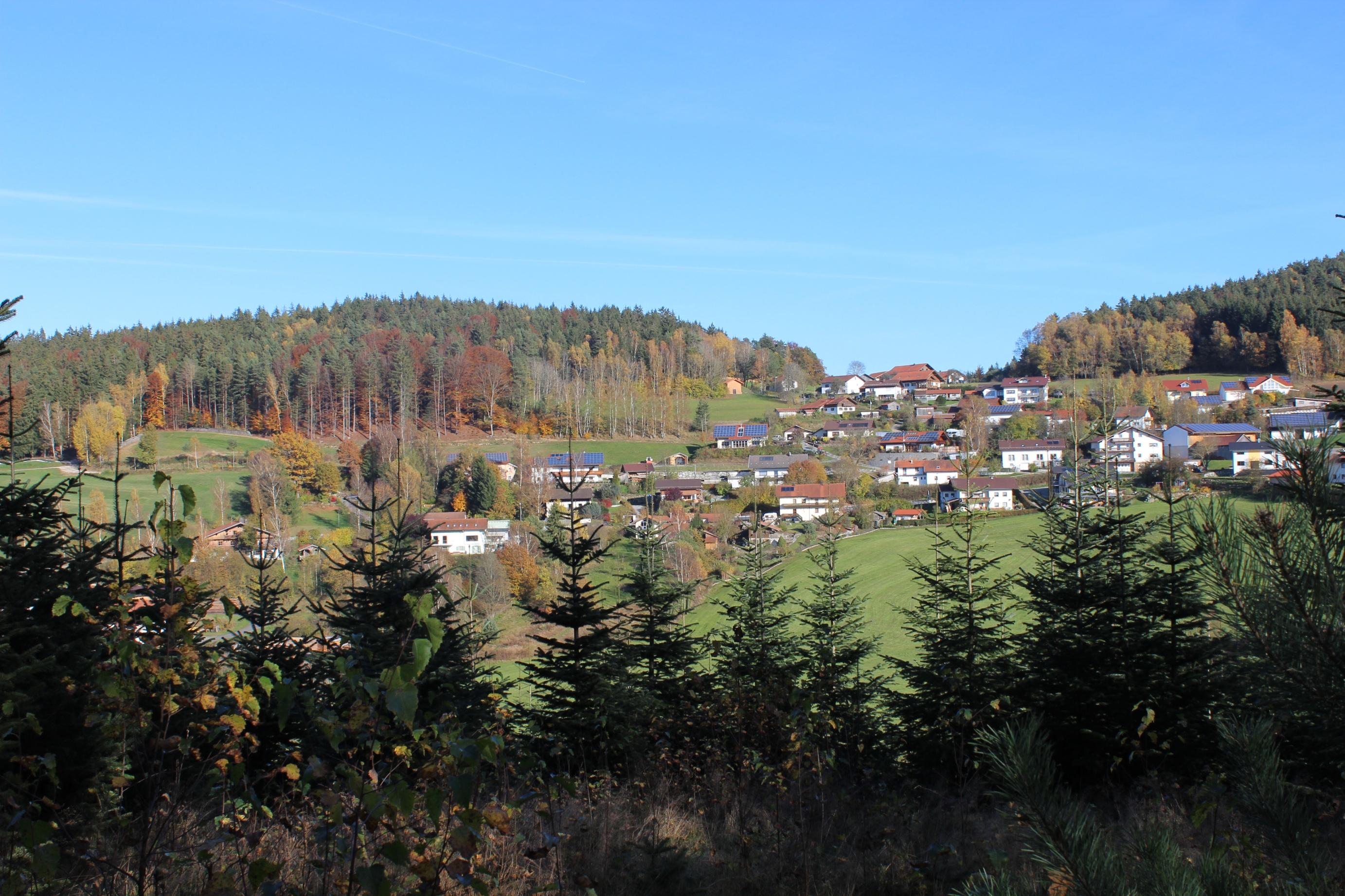 Bärmannsried im Bayerischen Wald